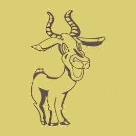 Antilop kölyök