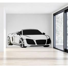 Audi R8 Spyder falmatrica