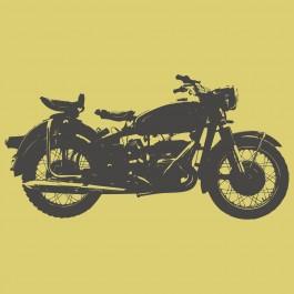 Retro motor