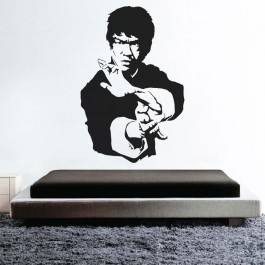 Bruce Lee falmatrica