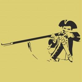 Amerikai polgárháborus katona