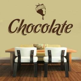 Csokoládé falmatrica