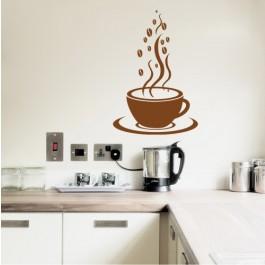 Kávé falmatrica
