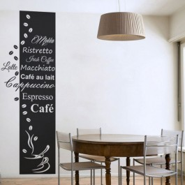 Kávé banner falmatrica