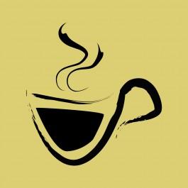 Kávés pohár
