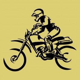 Cross motoros