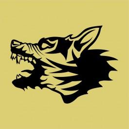 Dühös farkaskutya