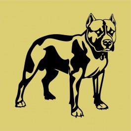 Stattfordshire terrier