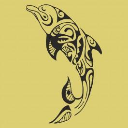 Delfin tribál