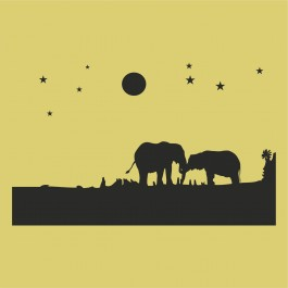 Szerelmes elefántok