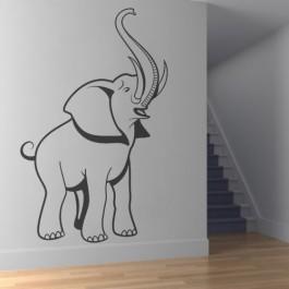 Elefánt falmatrica