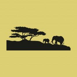 Sétáló elefántok