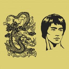 Bruce Lee - Sárkány közbelép