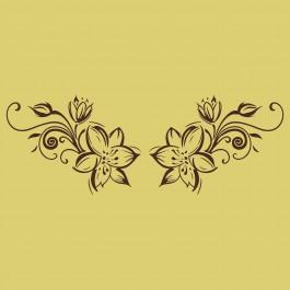 Virág motivum