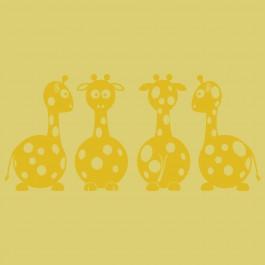 Zsiráf bébi