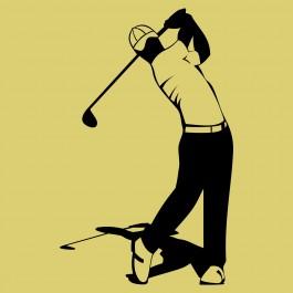 Golfjátékos