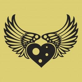 Szárnyas szív