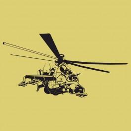 Harci helikopter