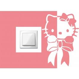 Hello Kitty kapcsoló