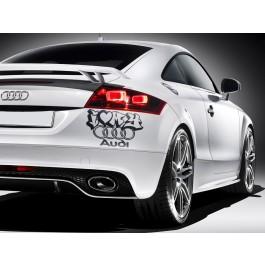 I Love My Audi autós matrica