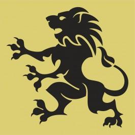 Oroszlán címer