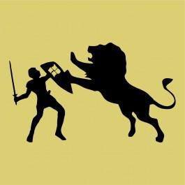 Oroszlán és a lovag