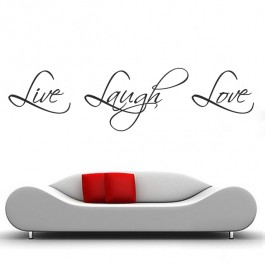 Live, Laugh, Love falmatrica
