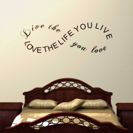 Live the you love falmatrica