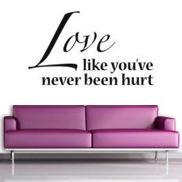 Love… falmatrica