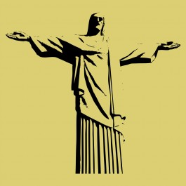 Megváltó Krisztus szobra