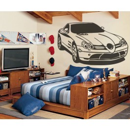 Mercedes CLK falmatrica