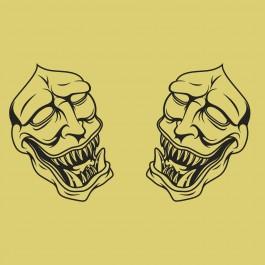 Szörny maszk