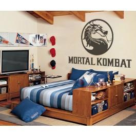 Mortal Kombat falmatrica