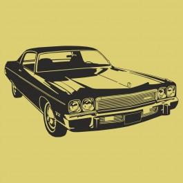 Öreg amerikai autó