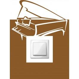 Zongora kapcsoló