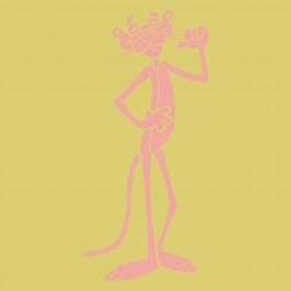 Rózsaszín párduc