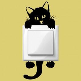 Kapaszkodó cica kapcsolómatrica