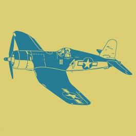 Retro repülőgép