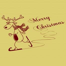 Rudolf boldog karácsont kíván