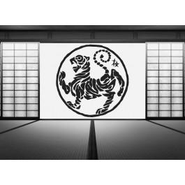 Shotokan karate logo falmatrica