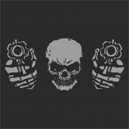 Koponya pisztollyal