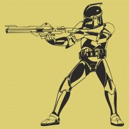 Starwars katona