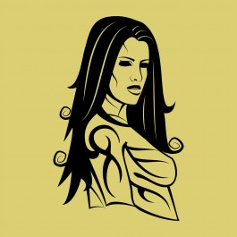 Tetovált lány