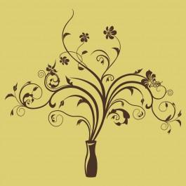 Virág vázában