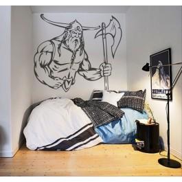 Viking harcos falmatrica