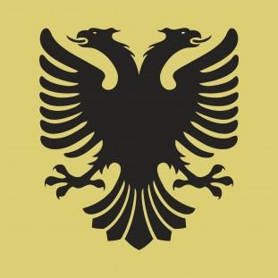 Albán sas