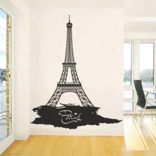 Eiffel torony falmatrica