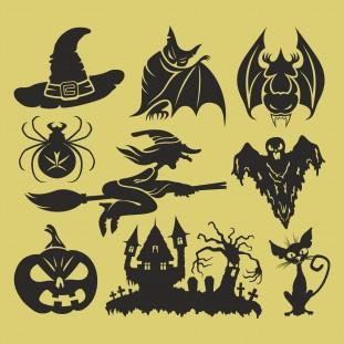 Halloween kollekció