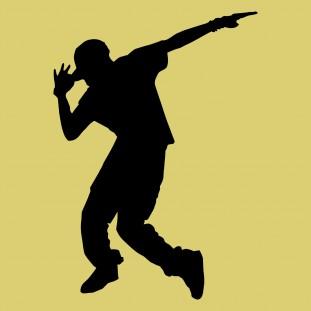 Hip hop táncos