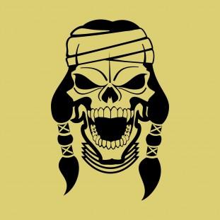 Indián koponya